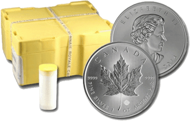 Silver Maple Coins