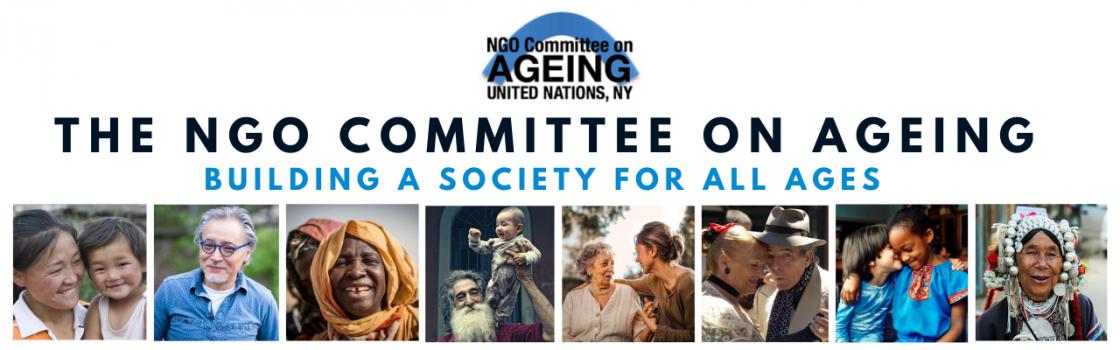 NGO Committee on Ageing logo
