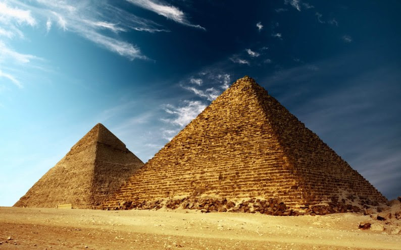 Image result for the pyramids of egypt