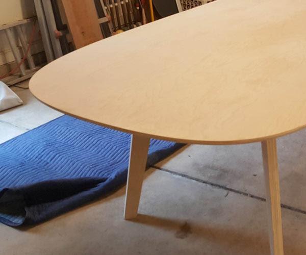 Open Desk Table
