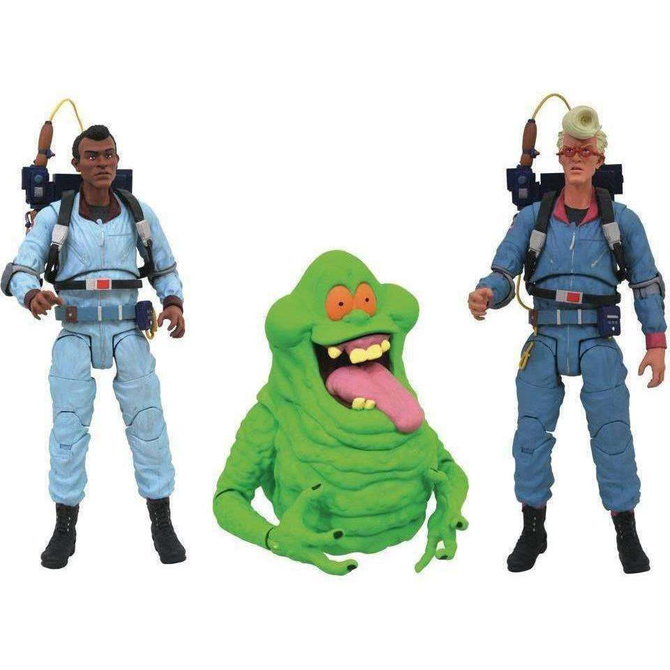 Image of The Real Ghostbusters Select Wave 9 Set of 3