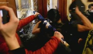 Single Mother Now Facing Life in Prison After Trying to Stop Violent Protestors at Capitol (VIDEO)