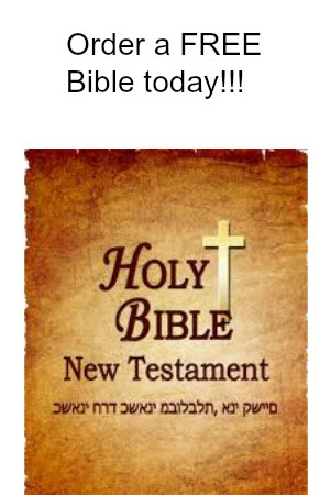 FREE New Testament bible...