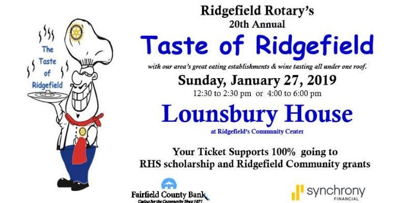 20th Annual Taste of Ridgefield