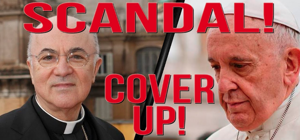 The Pope Is Going Down! Vatican Crashes and Burns in 2018!
