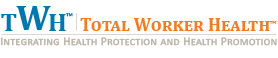 Total Worker Health logo - integrating health protection and health promotion