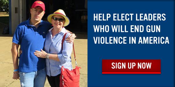 Elect gun sense champions this election