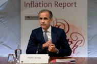 """There is a clear case for stimulus, and stimulus now,"" Mark Carney, the governor of the Bank of England, said on Thursday."