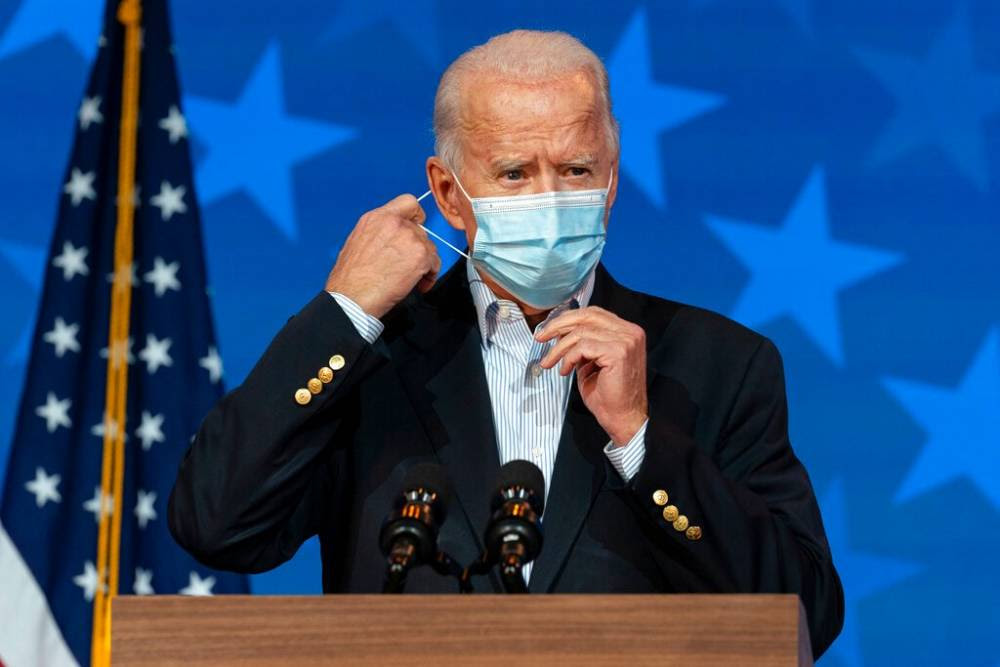 "Biden Issues Executive Order Launching ""100 Day Masking Challenge"" 50586064376_c5a10e5a31_o"