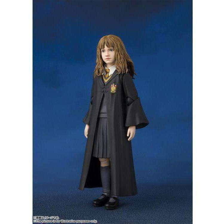 Image of Harry Potter and the Sorcerer's Stone S.H.Figuarts Hermione Granger - FEBRUARY 2019