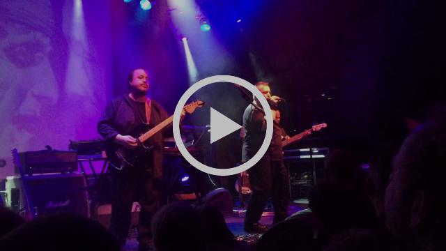 """Steve Rothery Band- """"Incubus""""   23 10 2014 De Boerderij Zoetermeer"""