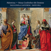 CDA68210 - Palestrina: Missa Confitebor tibi Domine & other works