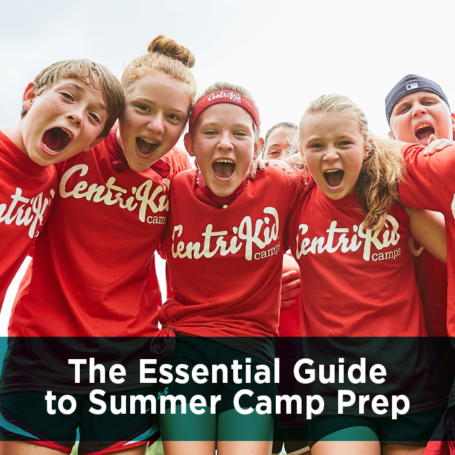 Don't Forget That: Essential Guide to Summer Camp Prep