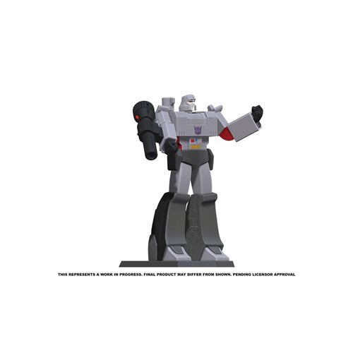 Image of Transformers Megatron 9-Inch Statue - JANUARY 2021