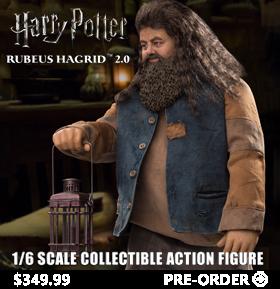 RUBEUS HAGRID 2.0 1/6 SCALE FIGURE