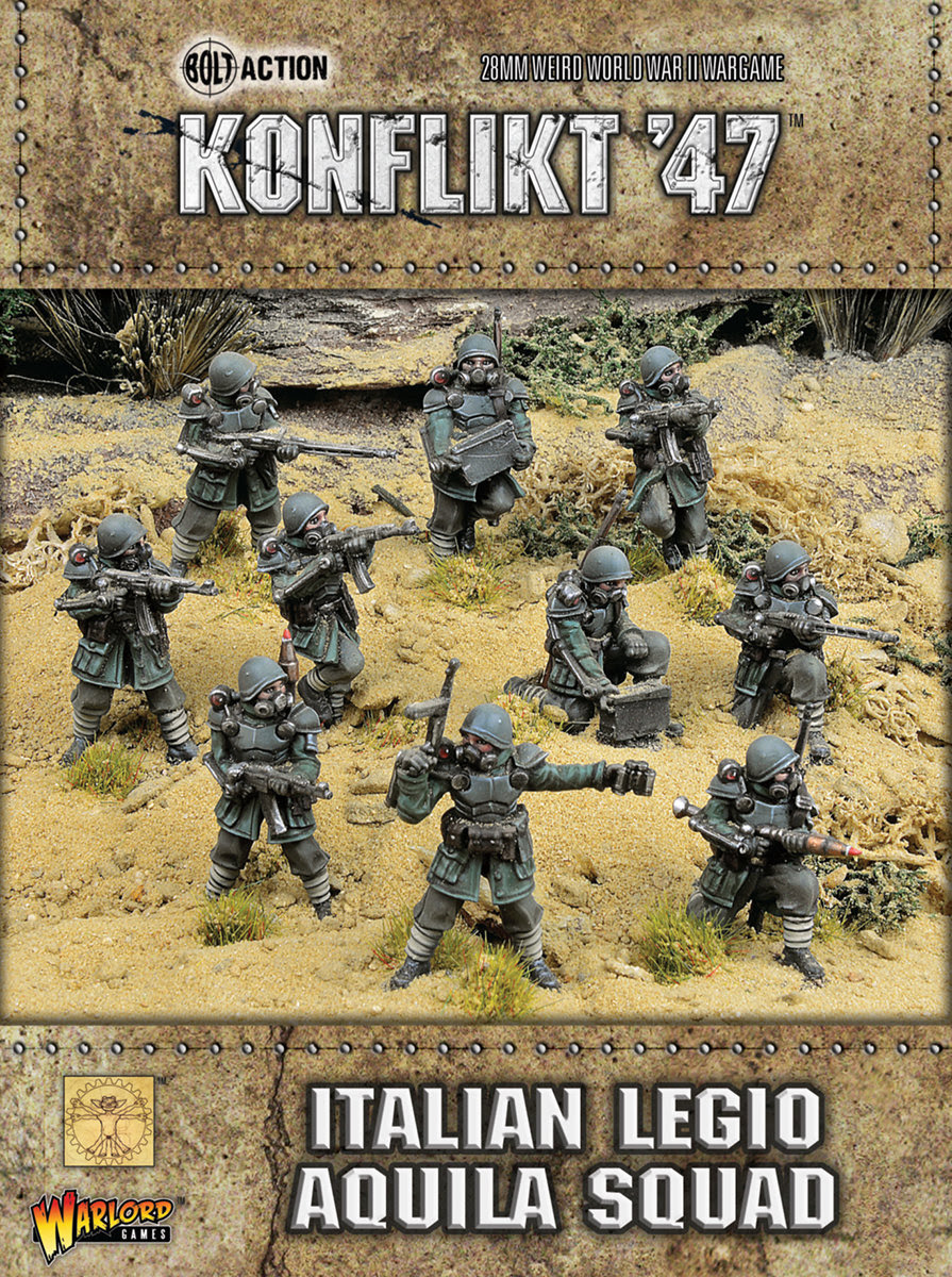 Konflikt'47 Legio Aquila Squad