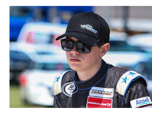 Down But Not Out, Christian Eckes Ready for Redemption at Lucas Oil Raceway