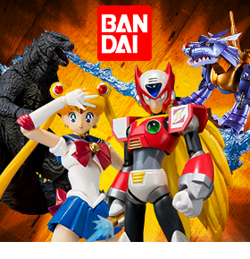 BANDAI NEW ARRIVALS
