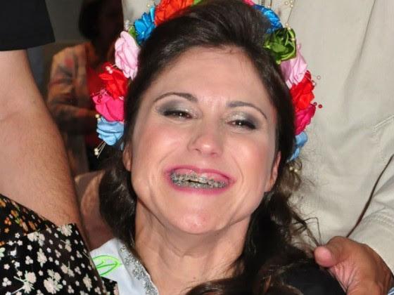 Na categoria que contemplava as candidatas cadeirantes, a eleita foi Emanuele Cristina Vuitek (Foto Divulgação Prefeitura de Ponta Grossa)
