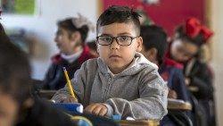 Educación infantil en tiempo de pandemia: Unicef alerta en su último informe sobre el riesgo de abandono escolar de los niños más vulnerables.