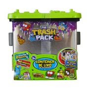 Trash Pack Contêiner de Lixo - DTC