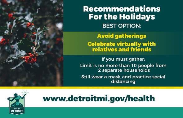 Health Issues Holiday Safety Guidelines