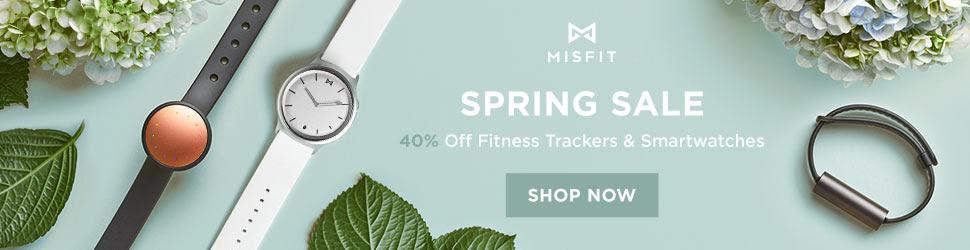 Misfit Spring Sale ~ 40% OFF!