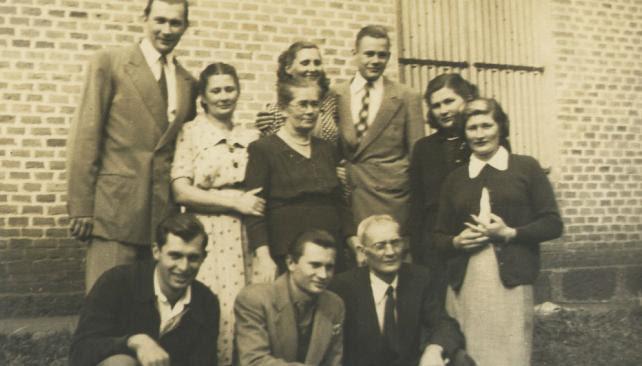 HISTORIAS. El certamen de narrativa busca recopilar historias y anécdotas de inmigrantes polacos que llegaron a la Argentina en busca de una nueva vida. La foto es del archivo de la Asociación Polaca de Posadas.