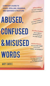 Abused, Confused & Misused Words by Mary Embree