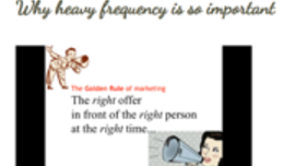 Getting the First Gift (frequency is important) - Agitator Editors