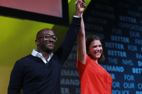 Sam Gyimah joins the Liberal Democrats