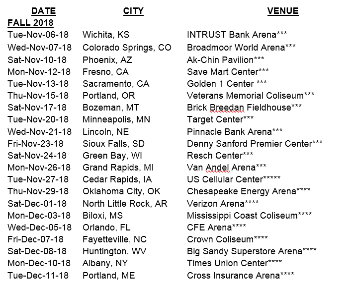 Five Finger Death Punch and Breaking Benjamin: Kick-Off Massive Fall U.S. Arena Tour