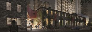 Construction begins at last on Galt condo towers