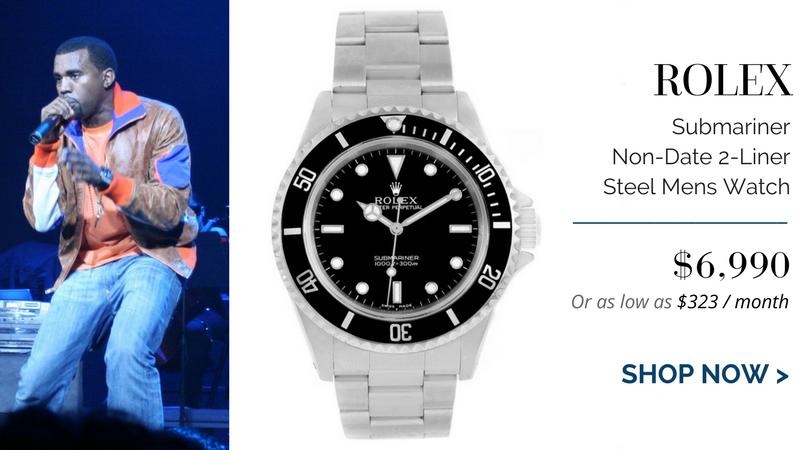 Rolex Submariner Non-Date 2-Liner Steel Mens Watch
