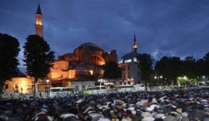 Why Erdogan Converted the Hagia Sophia to a Mosque, and Why the State Department Should Be Concerned