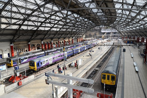 £140m transformation of Liverpool Lime Street completed on time