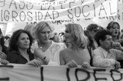 La transfobia de unas 'supuestas' feministas