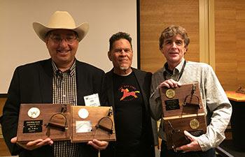 Lee Goldberg, A. Martinez and Leo Banks