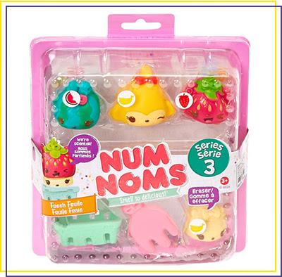 Num Noms Fresh Fruits Series 3 Starter Pack