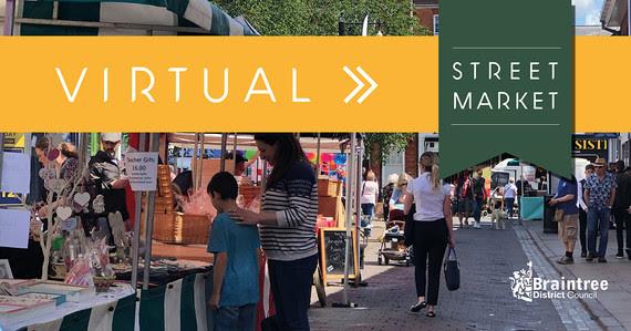 virtual street market
