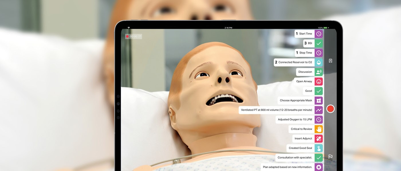 SimMan on SimCapture