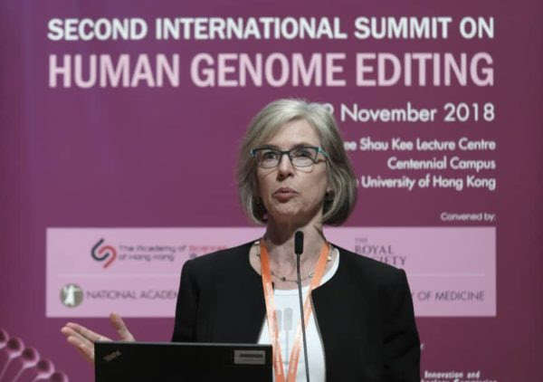 "Jennifer Doudna on gene edited babies said that she's ""horrified"" and ""disgusted"" with how her work has been used to create humans"