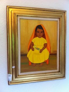 Gustavo Montoya, Oil On Canvas - Sold on MaxSold.com for $10,250
