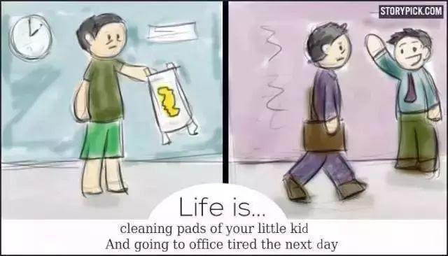 Nếu cuộc đời mỗi người chỉ lặp đi lặp lại trong 10 bức tranh này thì ắt hẳn không ai tìm được ý nghĩa cuộc sống ẩn sâu bên trong! - Ảnh 18.