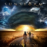 SUNSTORM - The Road To Hell - CD Jewelcase