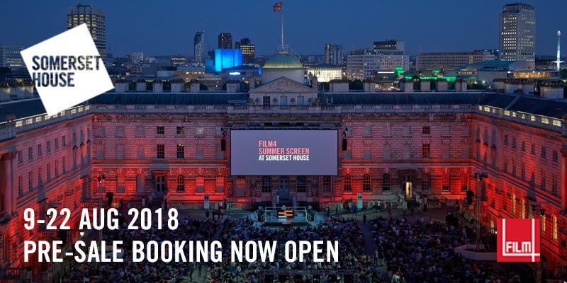 Film4 Summer Screen Pre-Sale Now Open