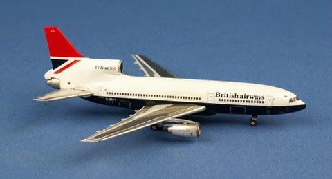 Lockheed L-1011Tristar British Airways G-BFCA | is due: August 2019