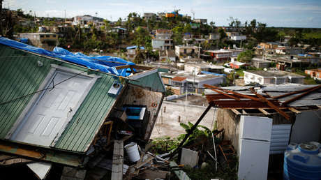 """Trump """"distorsiona la realidad"""" sobre los envíos a Puerto Rico tras el huracán María"""