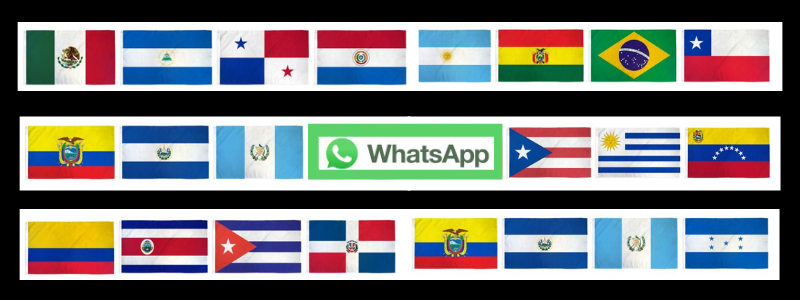 Political campaigns should use relational organizing with WhatsApp and VoteForce to reach the Hispanic community