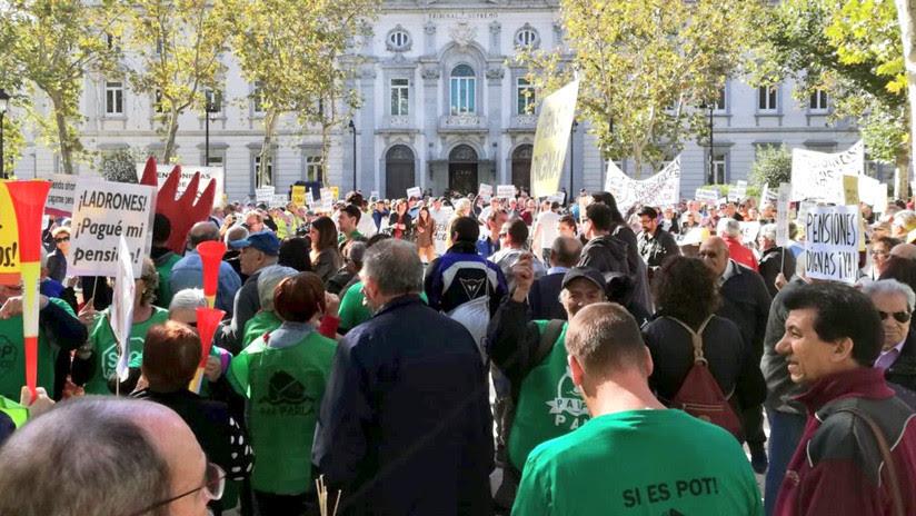 'Si nos movemos, cambiamos todo': ¿Por qué hay movilizaciones en España?